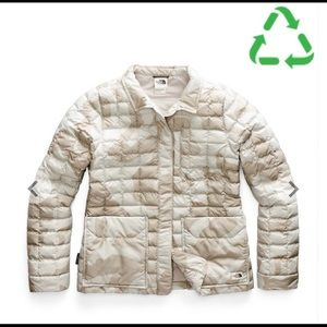 TFN WOMEN'S THERMOBALL™ ECO SNAP JACKET -NWT